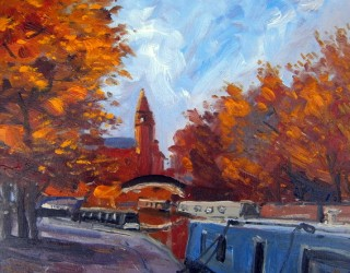 Autumn Colours, Castlefield