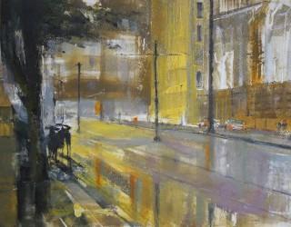Rain, Aytoun Street