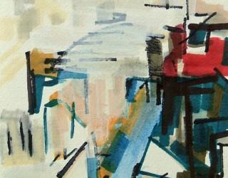 35. Colin Taylor. The River Dene