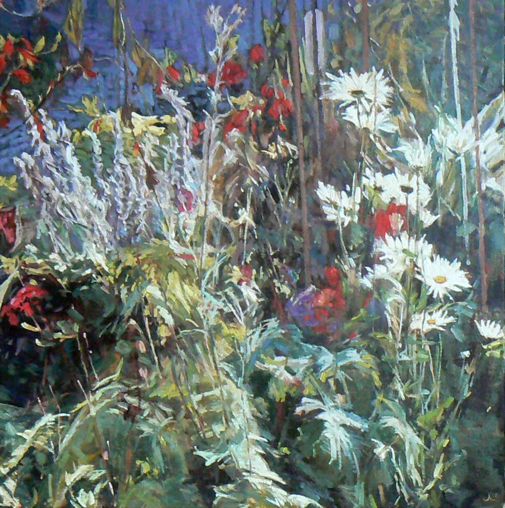 58. Janina Cebertowicz. Front Garden