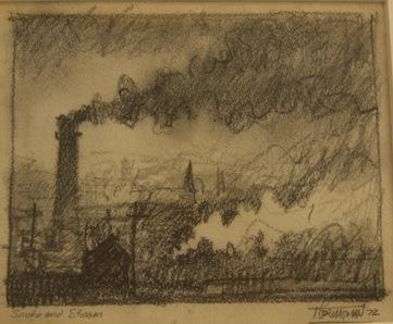 43. Trevor Grimshaw. Smoke and Steam