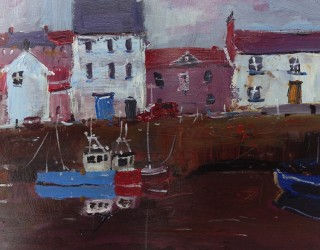 15. Richard Clare. Pittenweem Harbour, Crail, Scotland