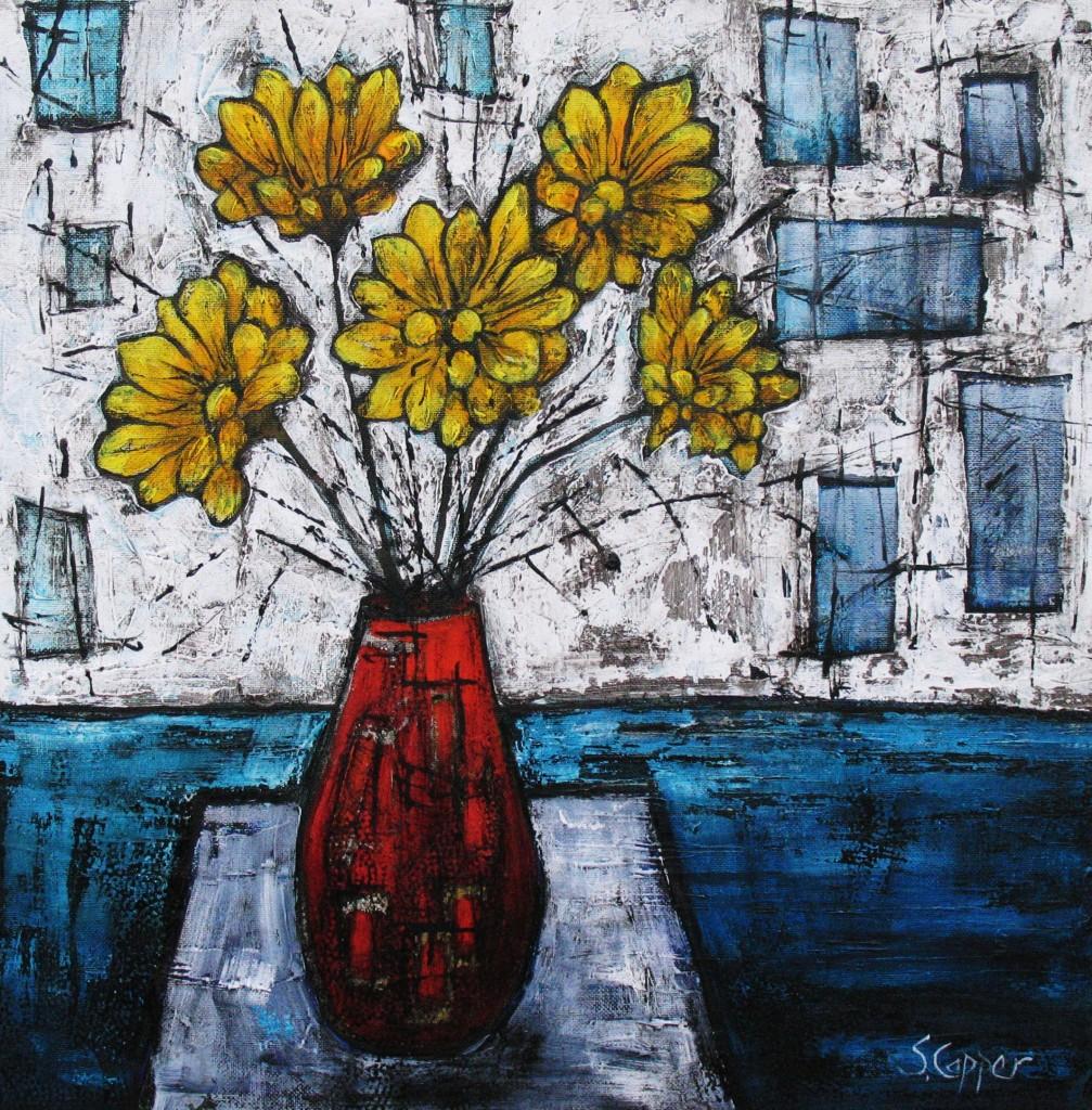 11. Steve Capper. The Red Vase