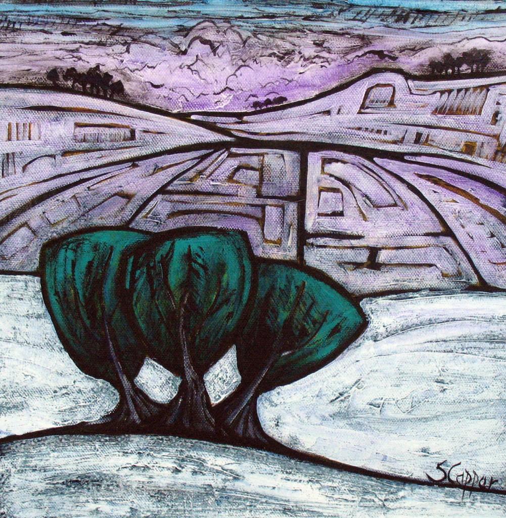 09. Steve Capper. The Old Snow