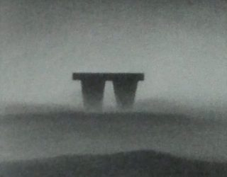 10. Trevor Grimshaw – Monolith in a Landscape