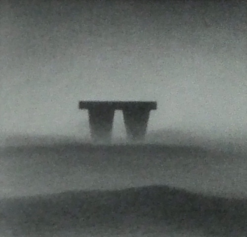 Monolith in a Landscape 1979
