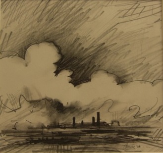 Clouds and Chimneys