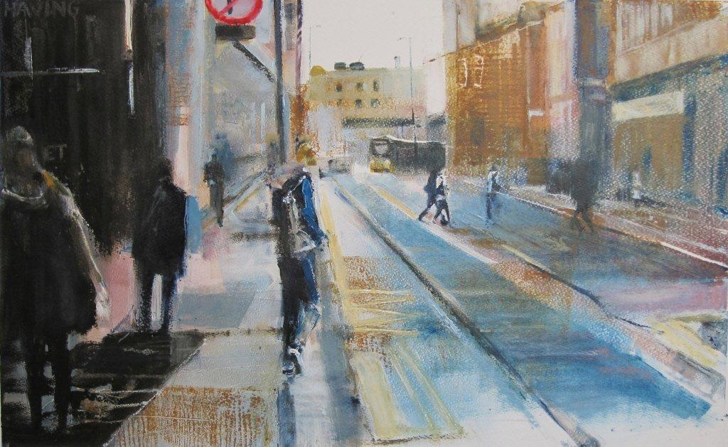 19. Ian Jarman – Mosley Street