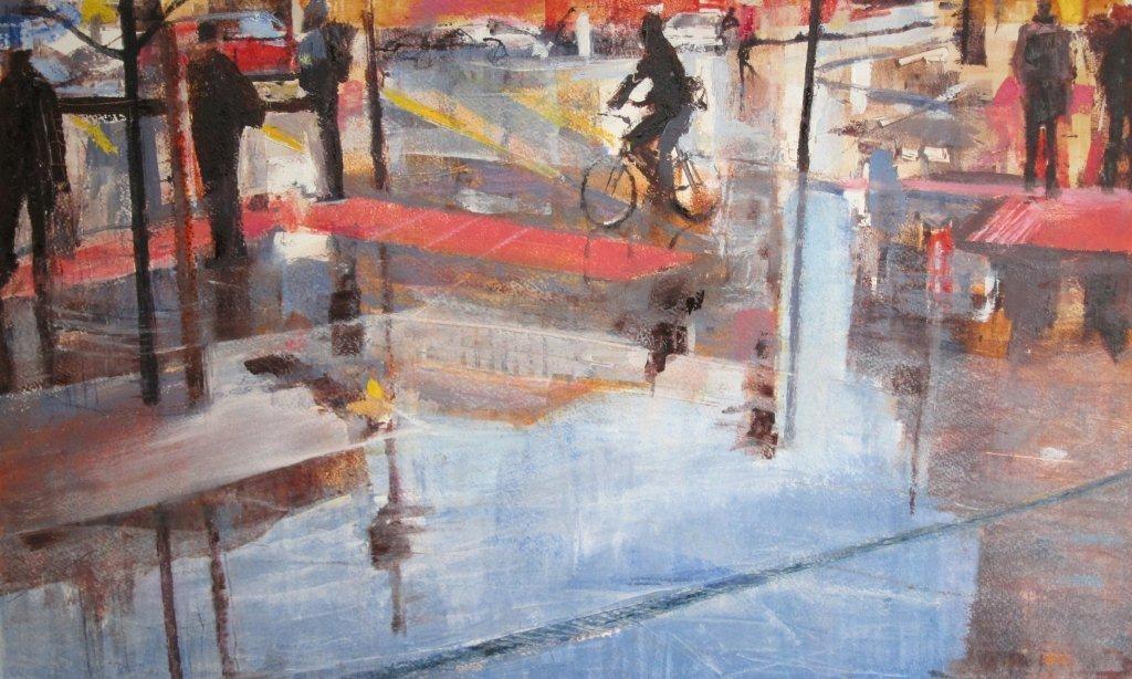 21. Ian Jarman – Pavement Reflections